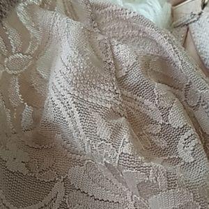Glamorise lace front bra size 38D